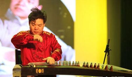 王中山岛城<a href=http://www.guzhengpx.com target=_blank class=infotextkey>古筝音乐会</a>送上《忐忑》、《最炫民族风》