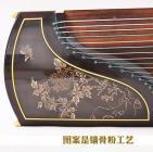 敦煌古筝695T 牡丹/书法图案